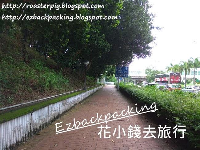 沙田公園和香港文化博物館隧道