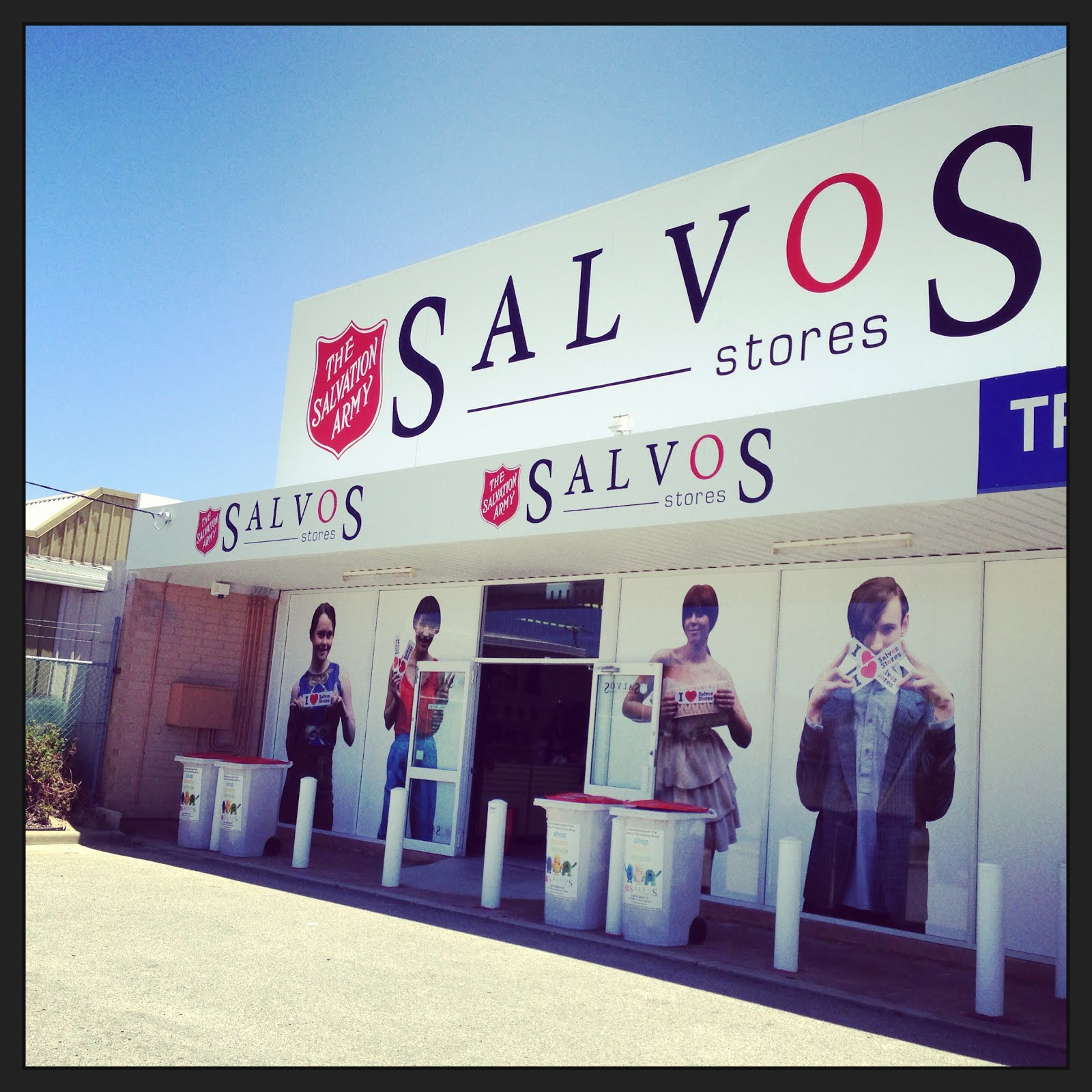Happy Together: Salvos Bibra Lake Op Shop Review