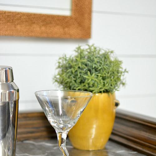 Repurposed Solid Oak Frame Industrial Coffee Table