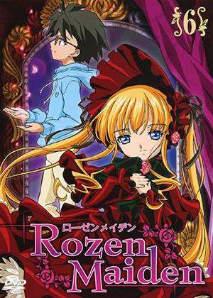Rozen Maiden [12/12] [HD] [MEGA]