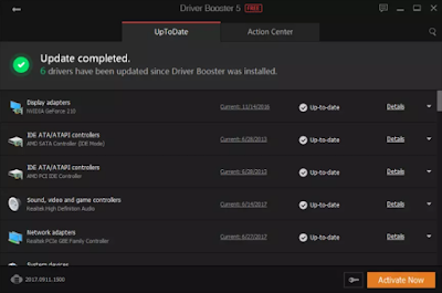 CARA OPTIMALISASI DRIVER PC DENGAN DRIVER BOOSTER