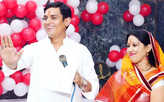 vimal-khandelwal-become-president-marwadi-yuva-manch-faridabad