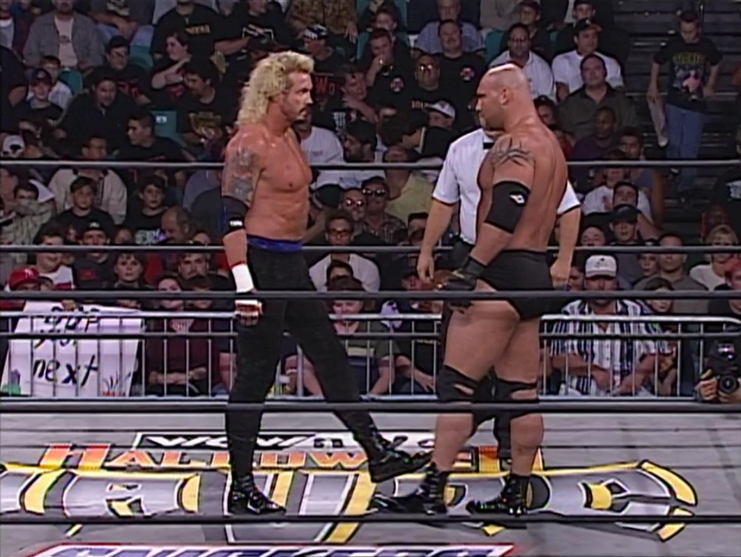 The Wrestling Insomniac: The Matches of Halloween Havoc (1995-2000)