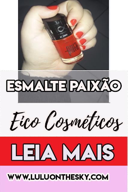 Esmalte Eico Paixão