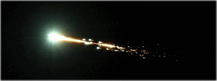 lua temporaria explodiu na australia