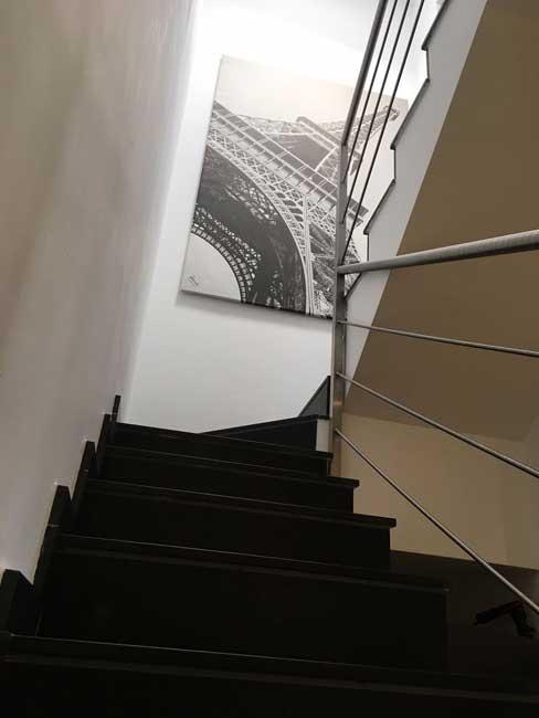 duplex en venta calle pintor camaron castellon pasillo4