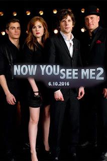 Phi Vụ Thế Kỷ 2 - Now You See Me 2