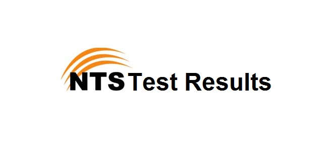 NTS Result: Screening Test for Punjab Literacy & Non formal Basic Education Department