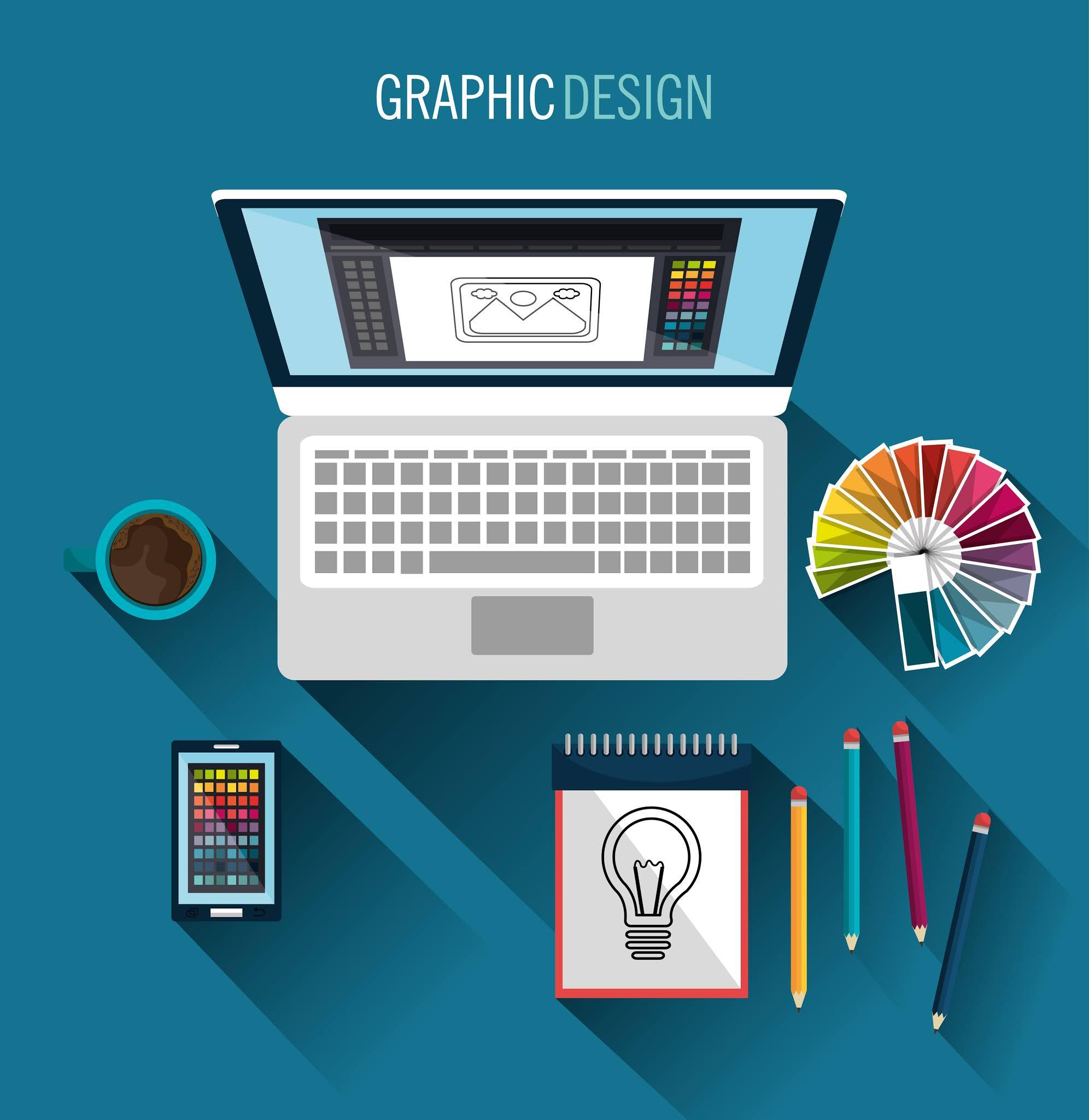 kerja sampingan untuk pelajar, Desainer Grafis