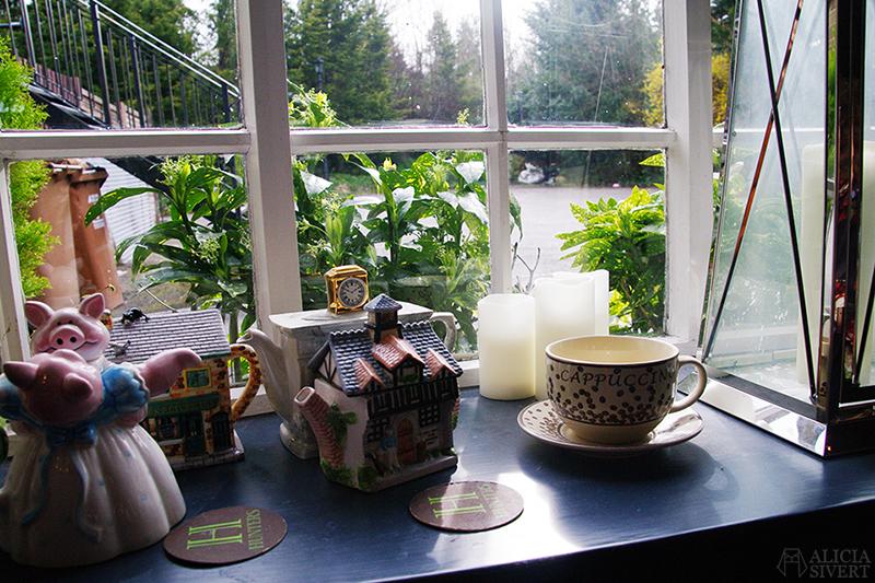 aliciasivert alicia sivert sivertsson london semester utflykt att göra äventyr resa the kings lodge leavesden teapot teapots tekannor tekanna