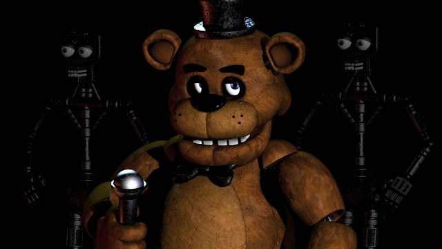 Five Nights at Freddy's 1 cover