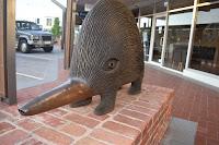 Public Art in Wodonga by Dean Bowen