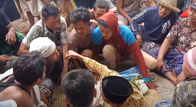 Tradisi Begarap di Lombok