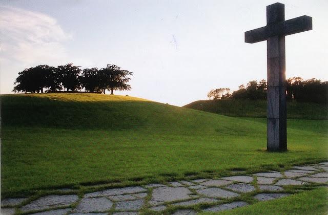 Postcard from Sweden | Skogskyrkogården (Woodland Cemetery)