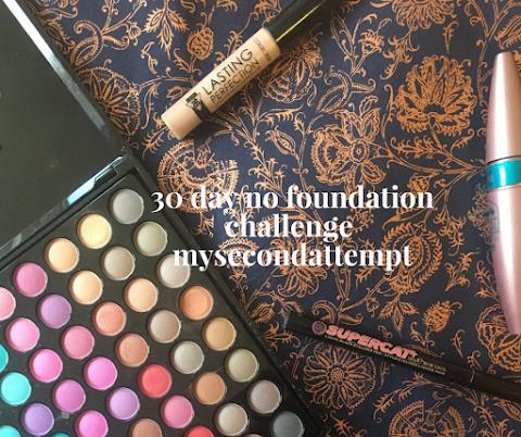 30 Days of No Foundation