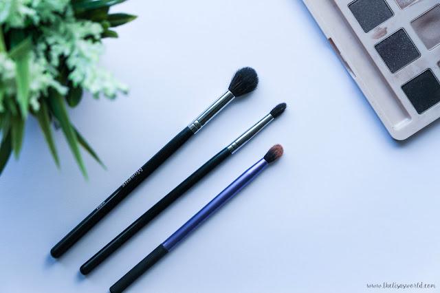 Top 3 Eye Brushes