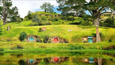 Hobbiton, Selandia Baru
