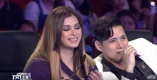 Angel Locsin's Golden Buzzer Act 'Julius And Rhea' Was PGT6's 8th Grand Finalist!