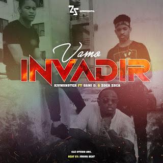 KV Monster - Vamo Invadir (feat. Uami Ndongadas &