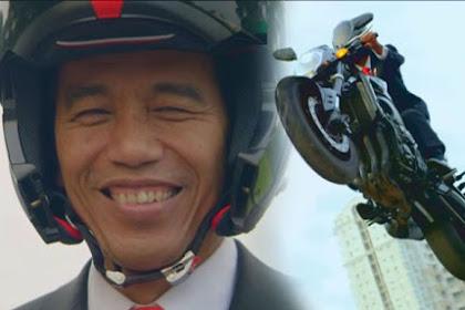 Jokowi Mengaku Heran Aksinya di Asian Games Bisa Jadi Gunjingan Politikus