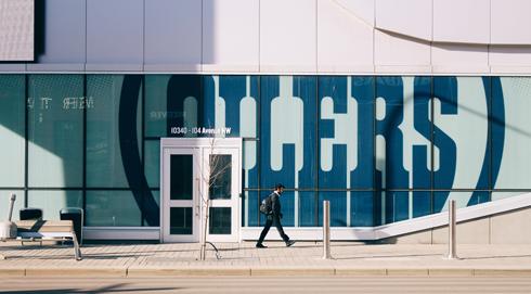 Edmonton Oilers Rogers Place