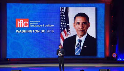 President Obama, International Festival of Languages and Cultures