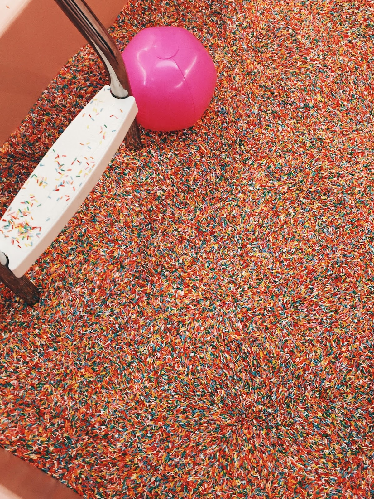 Sprinkle Pool_Museum of Ice Cream_Adrienne Nguyen_Invictus
