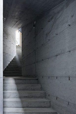 terrace staircase design