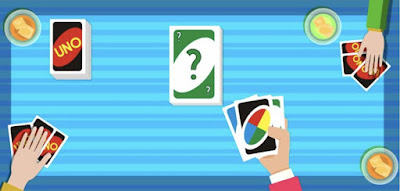 """Figure: What is the penalty for a player who forgets to yell """"Uno!"""" when only one card in his/her hand is left?"""