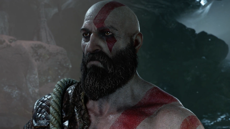 Podremos controlar al hijo de Kratos en God of War