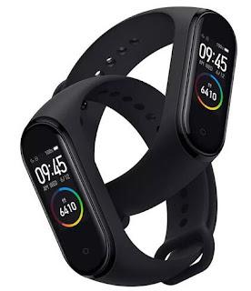 harga smartwatch Xiaomi Mi Band 4