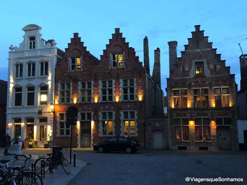 Roteiro em Bruges