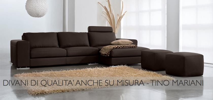Divani e divani letto su misura divani moderni su misura a milano - Divano su misura ...
