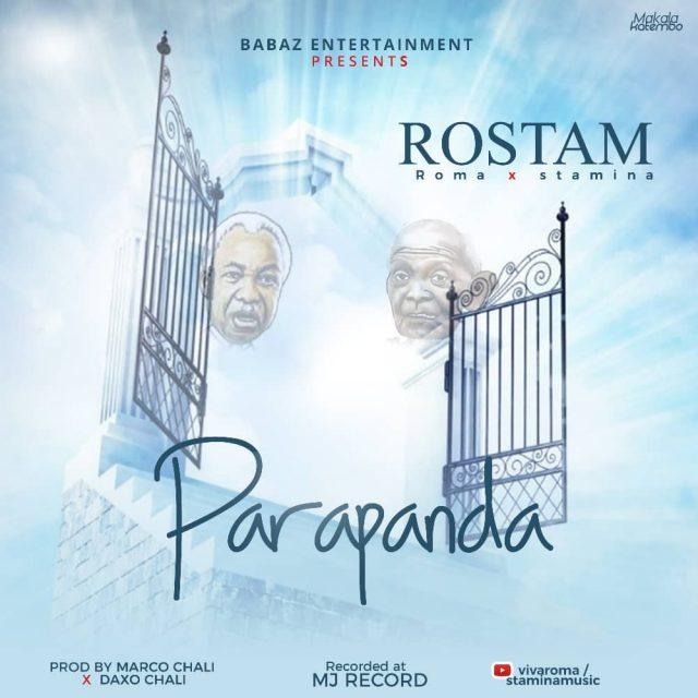 Rostam (Roma x Stamina) – Parapanda