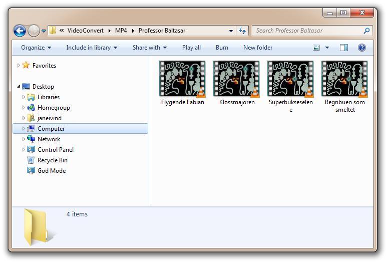 TIMBRADO: Creating video thumbnails with Powershell