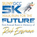 SUNY GCC 5K for the Future to be held Sept. 22