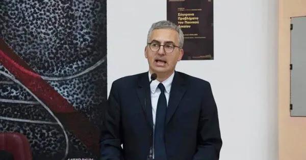 «Ο Εισαγγελέας Τσιρώνης έμεινε φυτό από το Astrazeneca» καταγγέλλει o καθηγητής Κωνσταντίνος Βαθιώτης