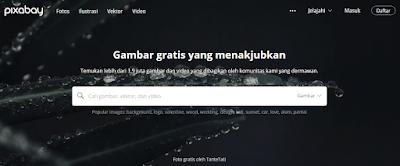 daftar situs penyedia gambar gratis