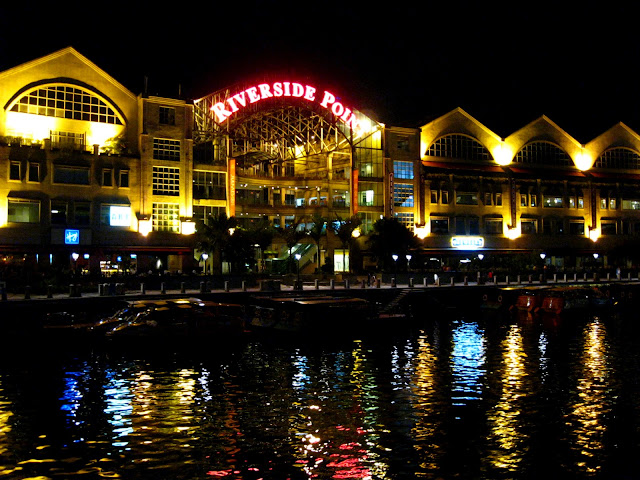 bowdywanders.com Singapore Travel Blog Philippines Photo :: Singapore :: Clarke Quay - The Place To Be in Singapore