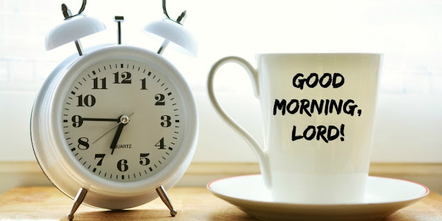 4 Practical Ways to Start Your Day in the Lord
