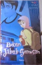 novel bukan jilbab semusim