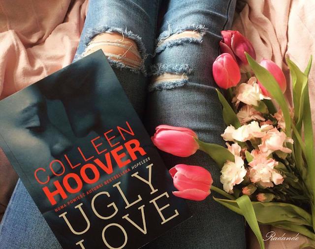 """Romantyczny kącik: Colleen Hoover """"Ugly love"""""""