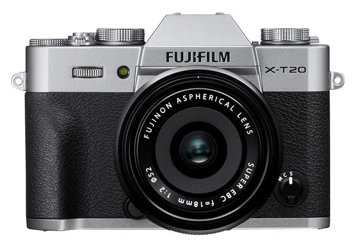 FUJIFILM Mirrorless Digital Camera X100F - Silver