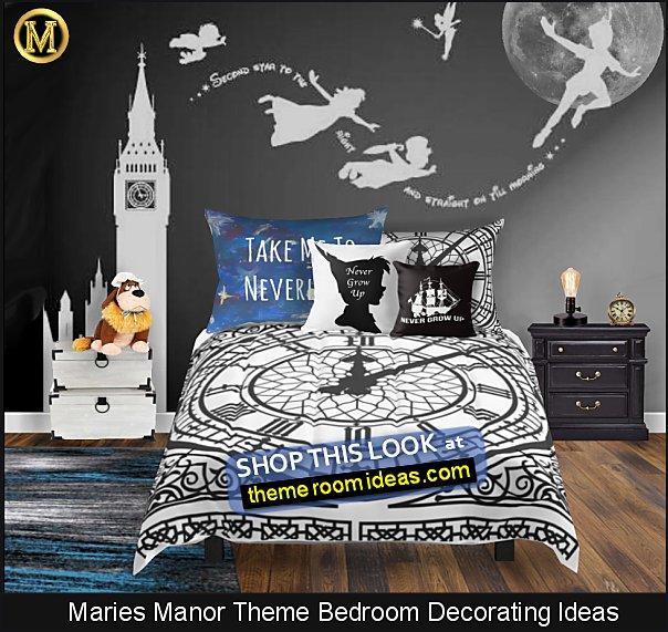 peter pan bedroom ideas peter pan bedroom decorating neverland themed decor