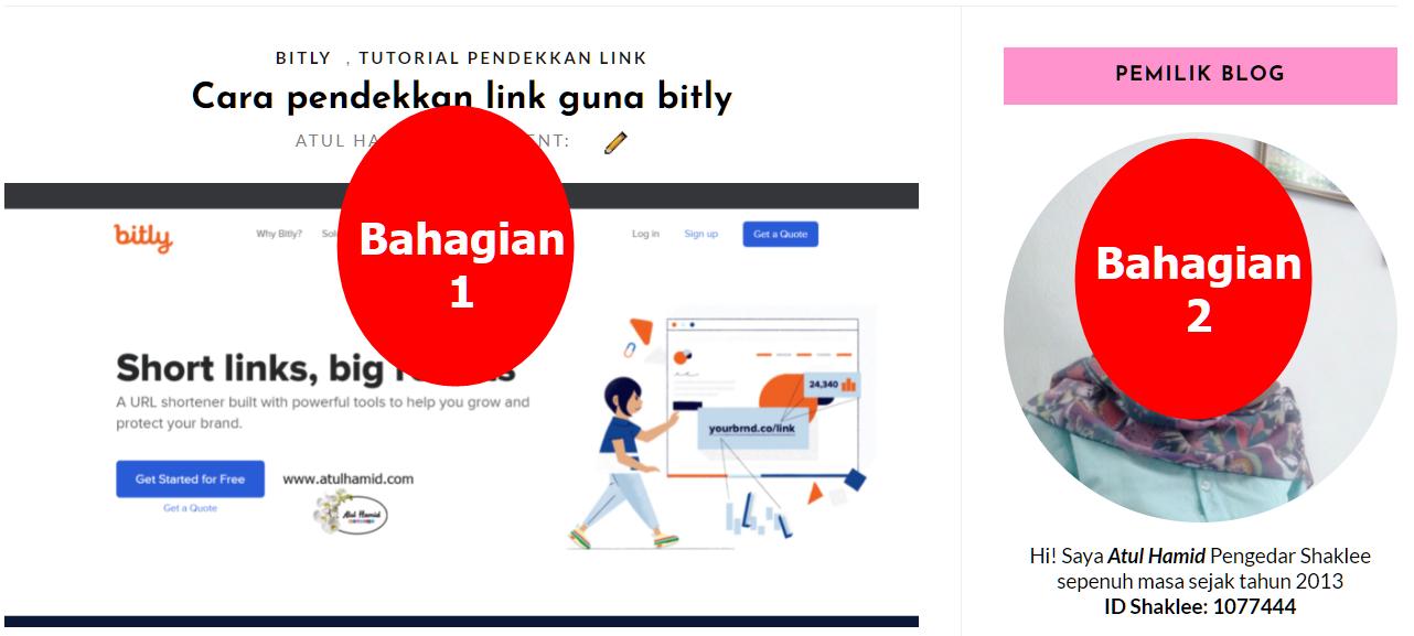 Cara membuat katergori atau label di blogspot