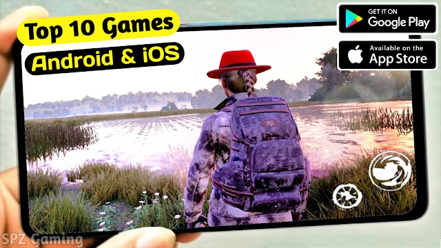 Top 10 Best Games On Mobile (Android/IOS) High Graphics 2020 | Best High Graphics Games For Android