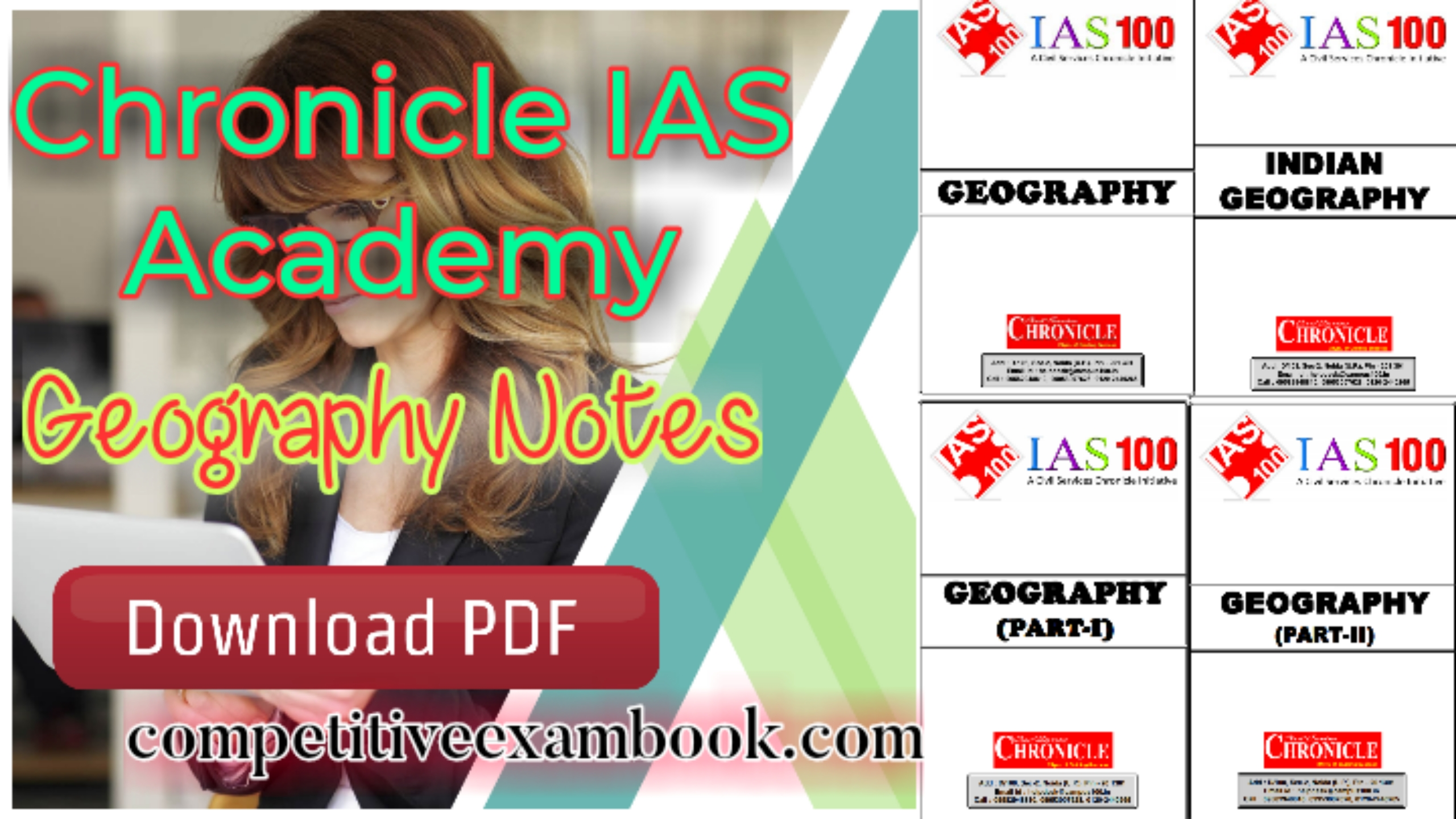 Download Chronicle IAS Academy Notes - VISION