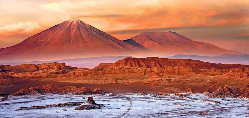 Atacama Desert, North of Chile.