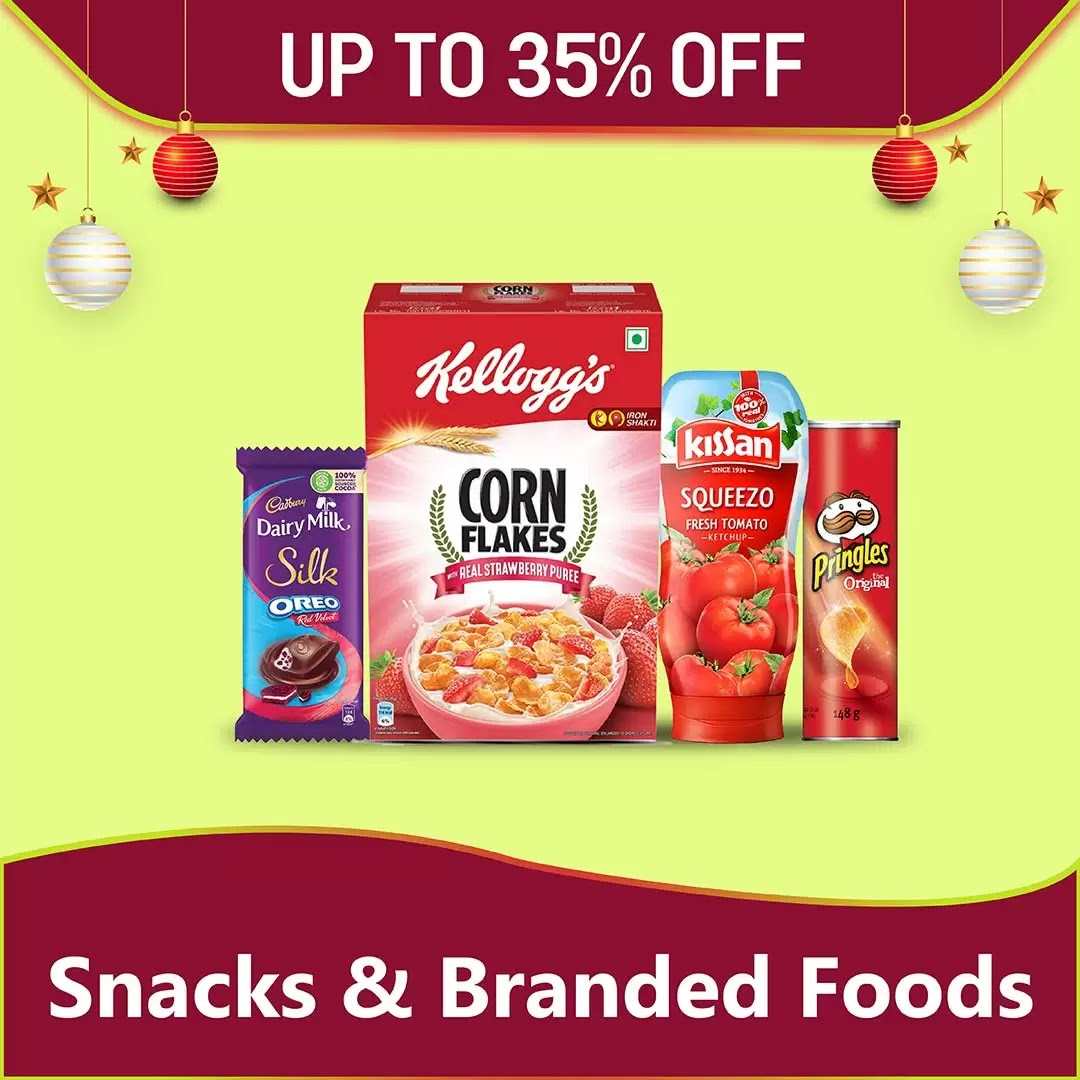 Snacks Branded Foods 204