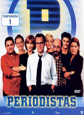 Periodistas (TV Series) S01 DVD R2 PAL Spanish 4DVD